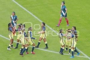 FÚTBOL FEMENIL . AMÉRICA VS CLUB PUEBLA