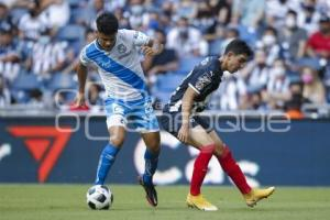 FÚTBOL . MONTERREY VS CLUB PUEBLA