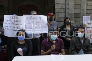 SINDICATO DEL AYUNTAMIENTO . TRABAJADORES