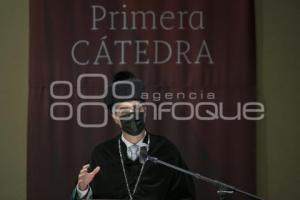 UPAEP . PRIMERA CÁTEDRA