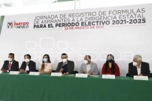 PRI . REGISTRO DE FÓRMULAS