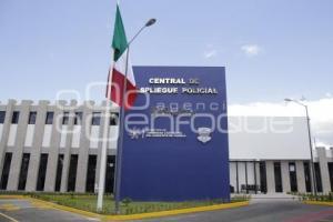 POLICÍA . CENTRAL DE DESPLIEGUE