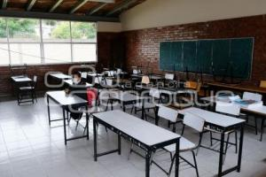 TLAXCALA . REGRESO A CLASES