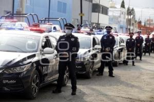 DÍA DEL POLICÍA MUNICIPAL