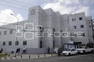 IMSS . HOSPITAL DE ORTOPEDIA