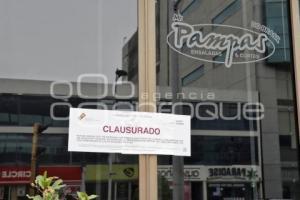 CLAUSURA MR. PAMPAS