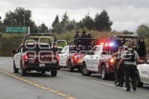POLICÍA RESCATA A PRESUNTO LADRÓN