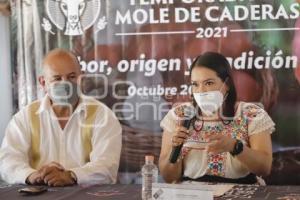 TEMPORADA MOLE DE CADERAS