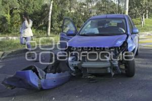 ACCIDENTE . VICENTE SUÁREZ
