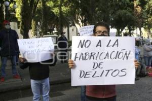 SINDICATO DEL AYUNTAMIENTO . MANIFESTACIÓN