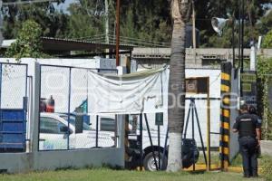 PROTESTA . REGIO GAS CENTRAL